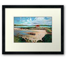 Ardmhor, Barra Framed Print