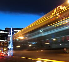 Warp Speed at Union Station 1 by greg1701
