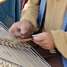 Hammer Dulcimer  by Richard Stephan Bergquist