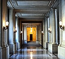 Just Down The Hall by Bob Wall