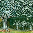Midnight Trees by Catherine  Howell