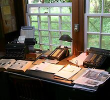 Sturgeon's Mill Office by Diane Nemea Laessig