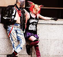 Punk Not Dead by Ormaetxea