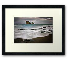 Brough Framed Print