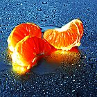 Orange Zest by Paul Clifford Bannister