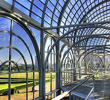 Botanical Garden | Curitiba - Brazil HDR by zecchinon