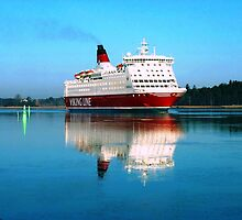 Viking Line by Leif Holmberg