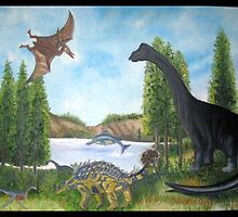 Dino Park by usharai