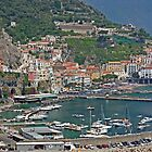 Amalfi City View by longaray2