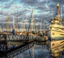 F/V Pioneer #2 ~ The HDR Series ~ by lanebrain photography