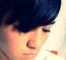 Portrait of self depressive by Mika