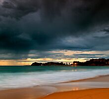 Terrigal Dawn by David Geoffrey Gosling (Dave Gosling)