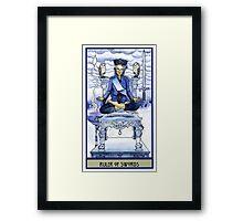 Ruler of Swords Framed Print