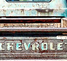 Chevy Pickup by Bob Wall