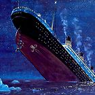 Titanic Sinking by JBPhotographs