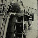 mainline steam vintage 4 by dennis william gaylor