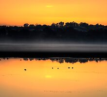 Sunrise Reflected... by GerryMac