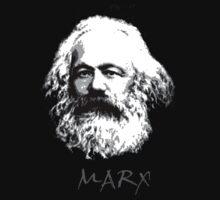Karl Marx by Oprichnick