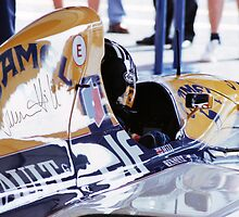 Damon Hill, Portugal by Matthew Walters