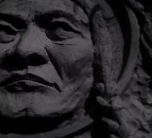 Sitting Bull by TingyWende