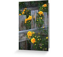Renegade Roses Greeting Card