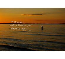 """Fishers of men"" Photographic Print"