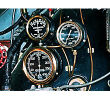Engine 2472 Photographic Print