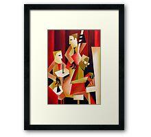 HORACE PARLAN TRIO, CHRISTIANIA, COPENHAGEN Framed Print