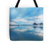 Surfer's Paradise Light Version Tote Bag