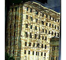 Sandstone Architecture Photographic Print