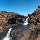 Mitchell Falls by Geoffrey Elliott