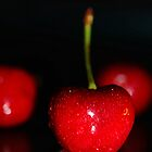 Cherries by Tracy Jones