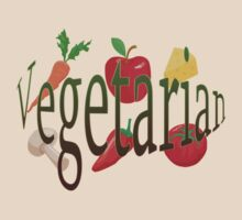 Vegetarian by Mike Paget