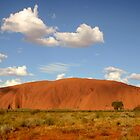 Uluru, Australia by Keith Molloy