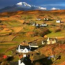 Tarskavaig Crofting Village, Isle of Skye, Scotland. by photosecosse /barbara jones