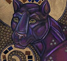 Icon II: The Panther by Lynnette Shelley