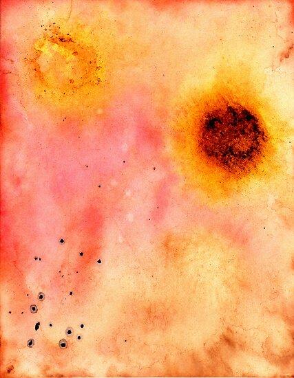Surface of the Sun by Lita Medinger