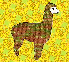 Knitty alpaca by Trish Peach