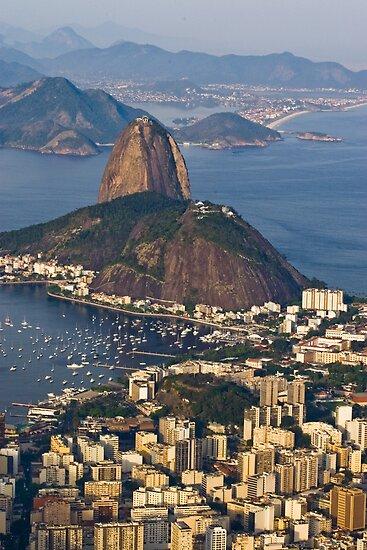 Sugarloaf Mountain, Rio De Janeiro, Brasil by Craig Scarr