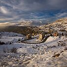 Faraya Mzaar Mountains, Lebanon by Craig Scarr