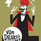 Von Drakes Magic Shop by TheFrase