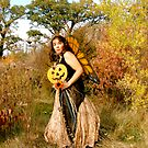 Prairie Fairy Ode to Milkweed by yvonca