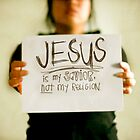 Jesus is my Savior by Meliza Celeridad