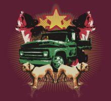 Truck Dog by FredzArt