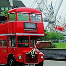 The Wedding Bus by Colin J Williams Photography