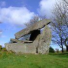 Leach An Scail(The tomb of the warrior) by Joe Cashin