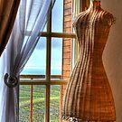 Window dressing. by Victor Pugatschew