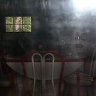 Ghost Cabin by ArtBee