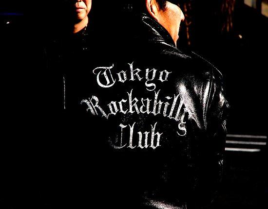 Tokyo Rockabilly Club  by fenjay