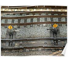 Sunday Tracks Poster
